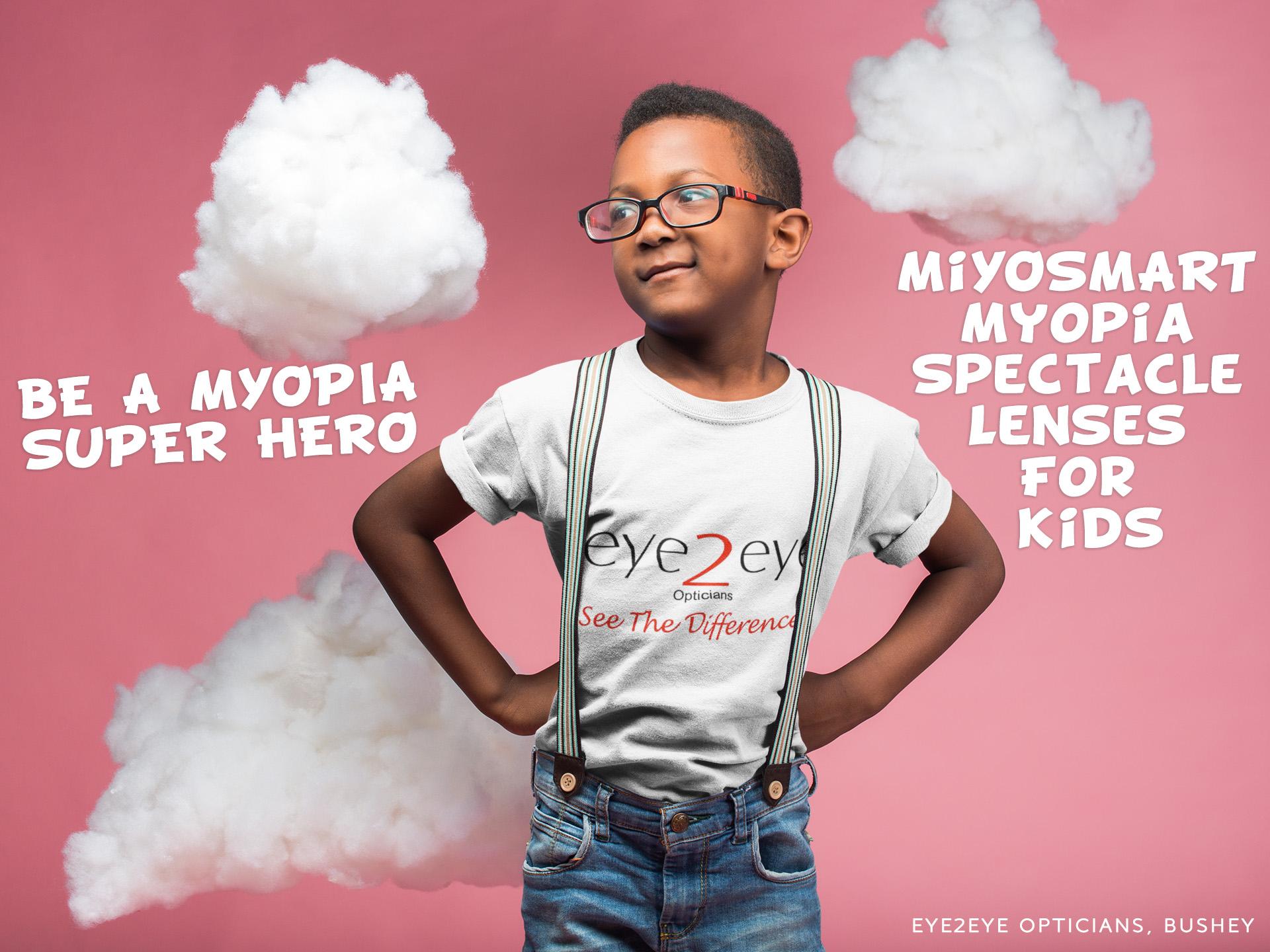 Myopia Control for kids