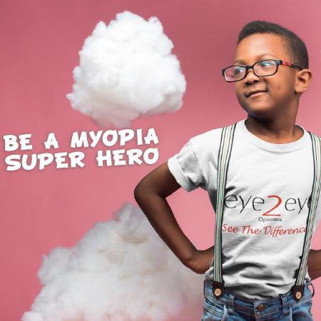 myopia control harrow